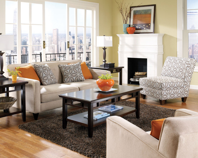 Contemporary Furniture Style Fits Your Needs contemporary-living-room