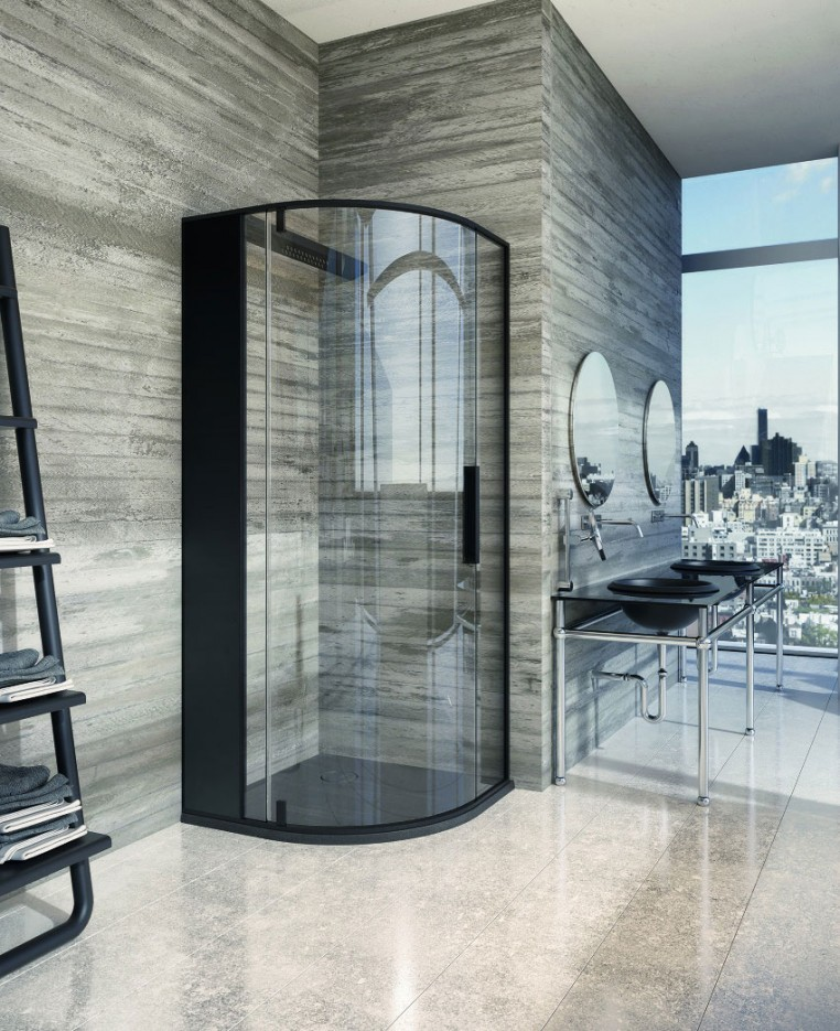 bathroom-fantastic-corner-shower-stall-design-with-curve-shape