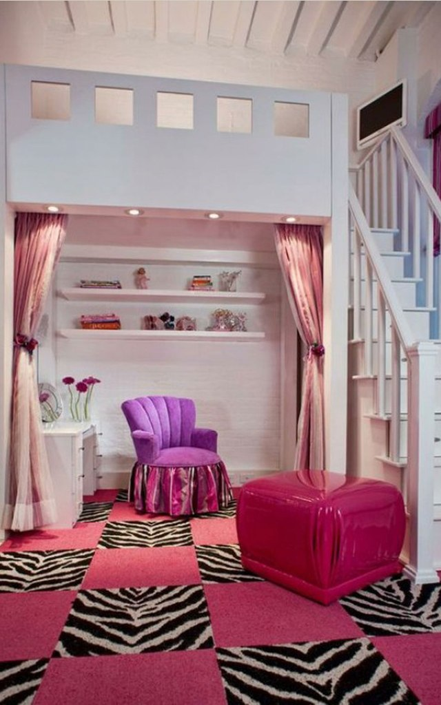 cool bedrooms design inspiration | 25 Cool Teenage Girls Bedrooms Inspiration