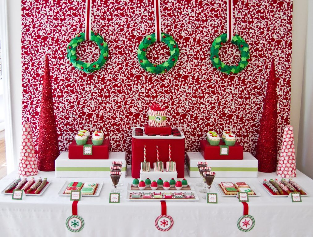 christmas dining decor ideas