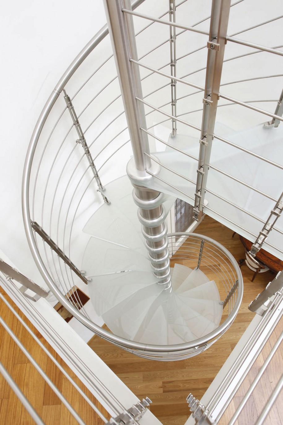 fascinating-interior-cool-spiral-staircases-with-metal-stringer-design-idea
