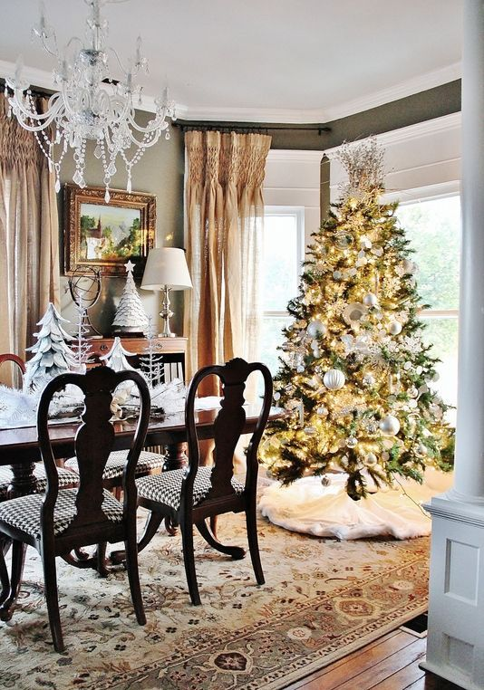 stunning-christmas-dining-room-decor-ideas