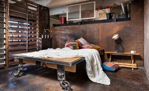 25 Industrial Bedroom Interior Designs For Elegant Bedroom