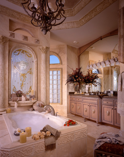 Exquisite-Mediterranean-Bathrooms