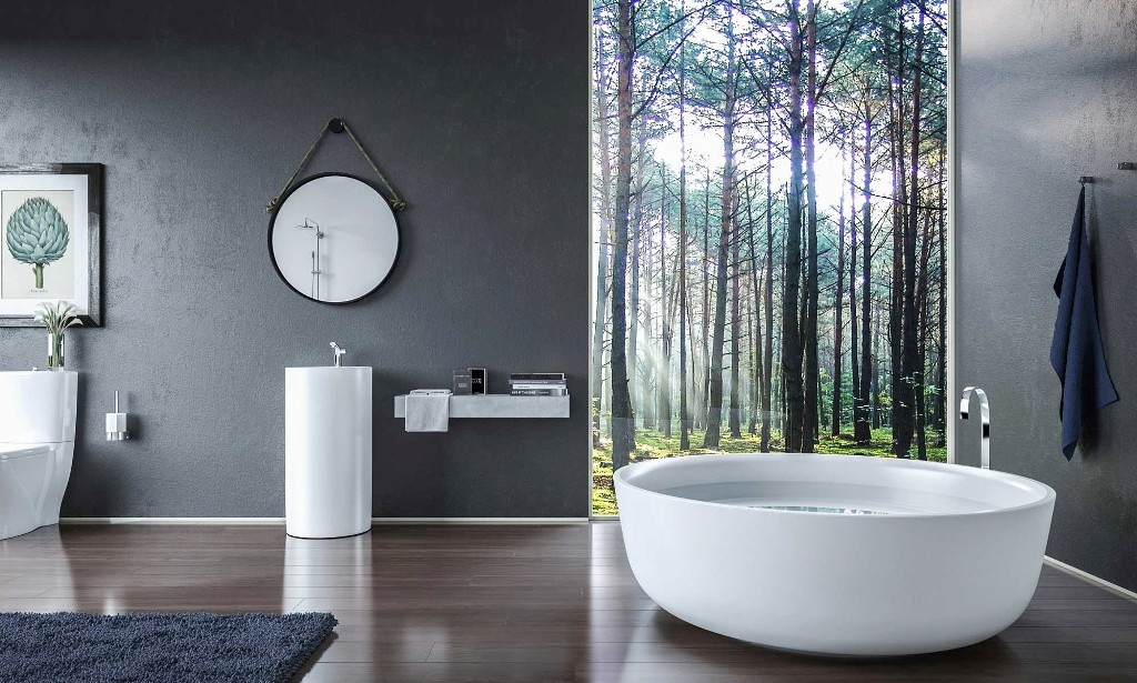 Luxury Bathroom Designs for modern home