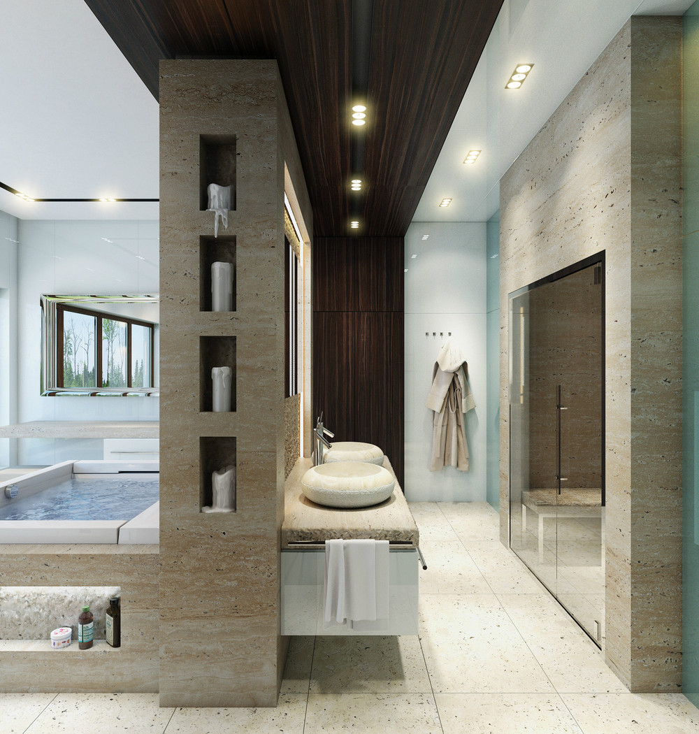 Luxury-bathroom-layout