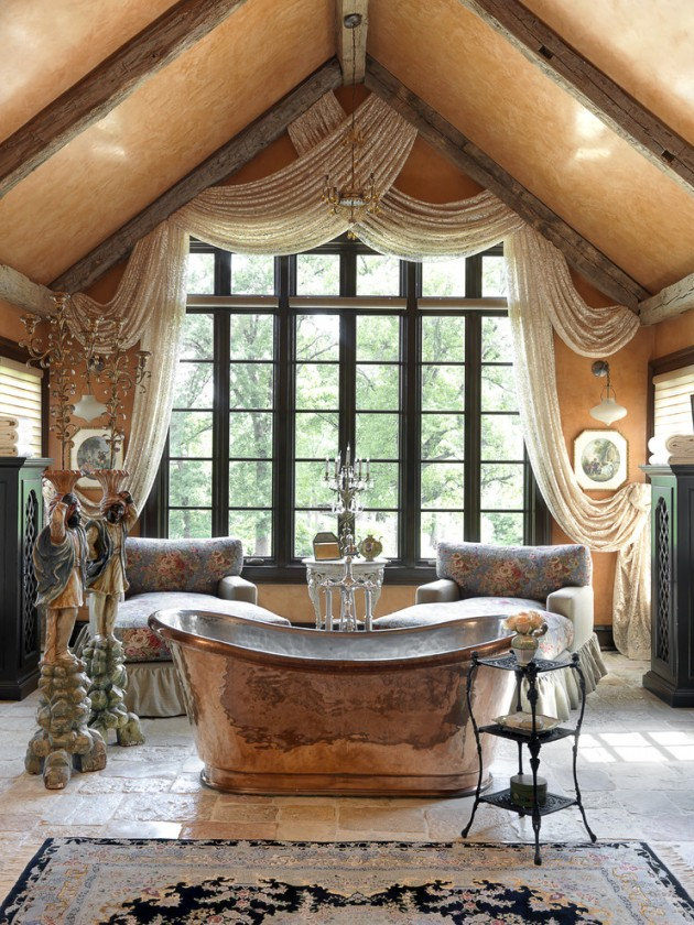 Mediterranean Bathroom Designs 2015