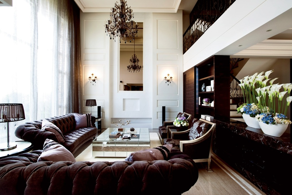 Traditional-living-room-decor