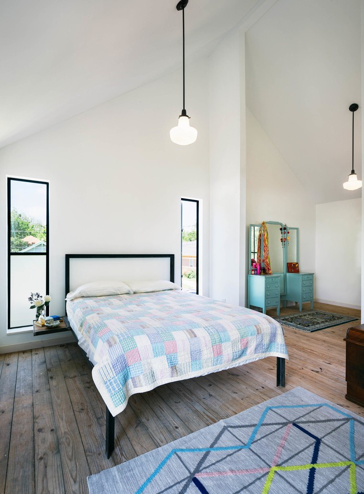 industrial-bed-best-colors-for-a-master-bedroom
