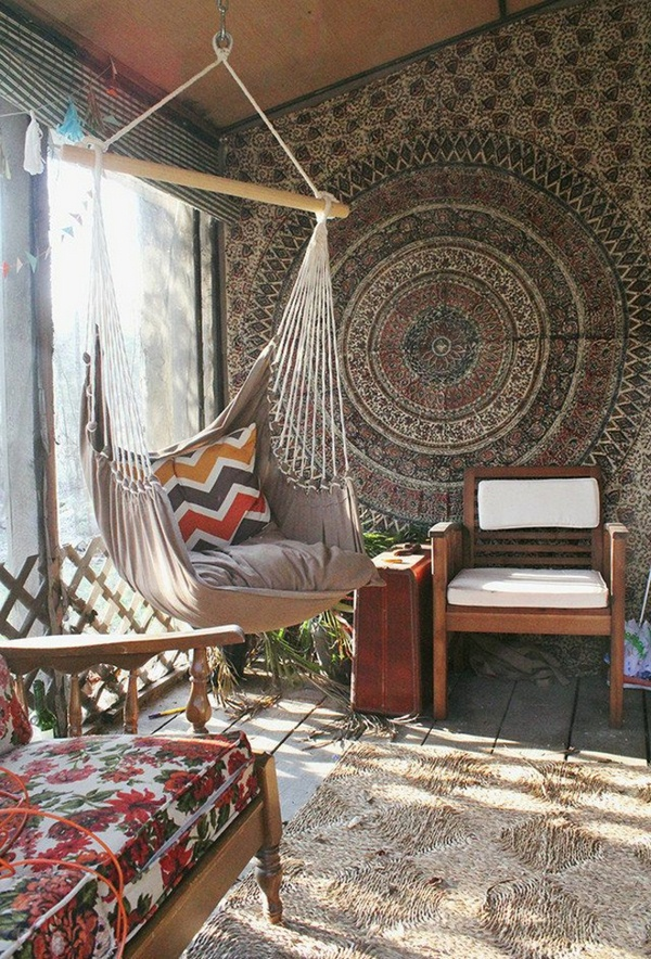 Exotic Porch Swing Chair