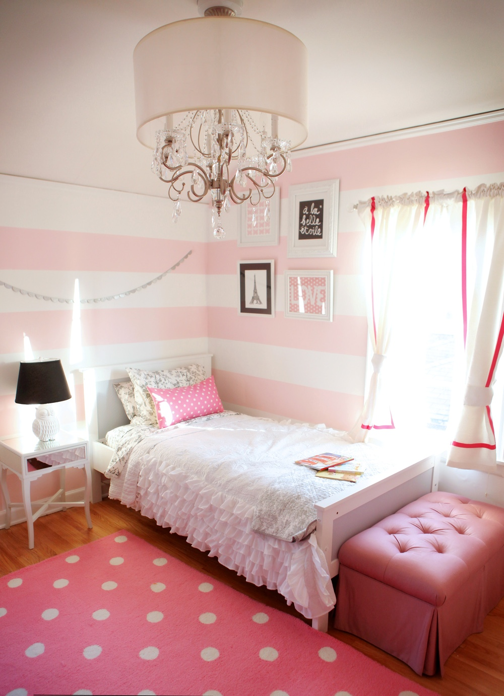 Girls-Pink-Room