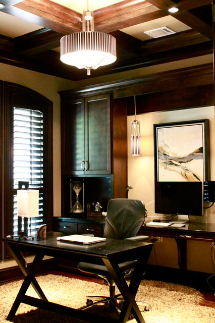Home Office Design Ideas For Men