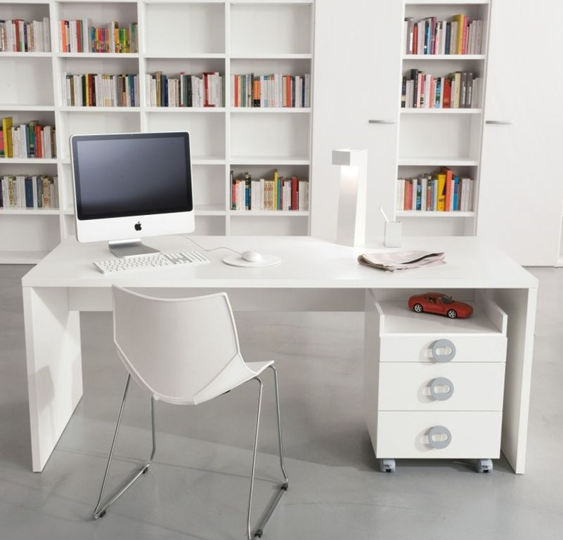 Modern Home Office Interior Design