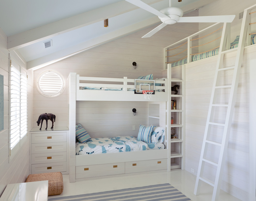 Pretty Bunk Bed Ladder
