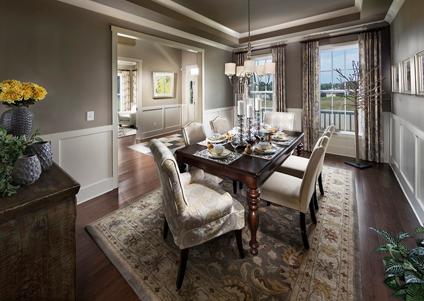 Traditional Dining Room Design Ideas
