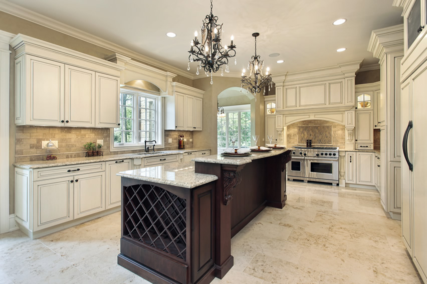 luxury-kitchen-with-granite