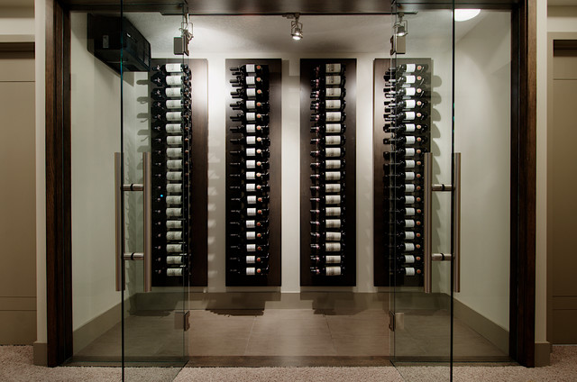modern-wine-cellar decor