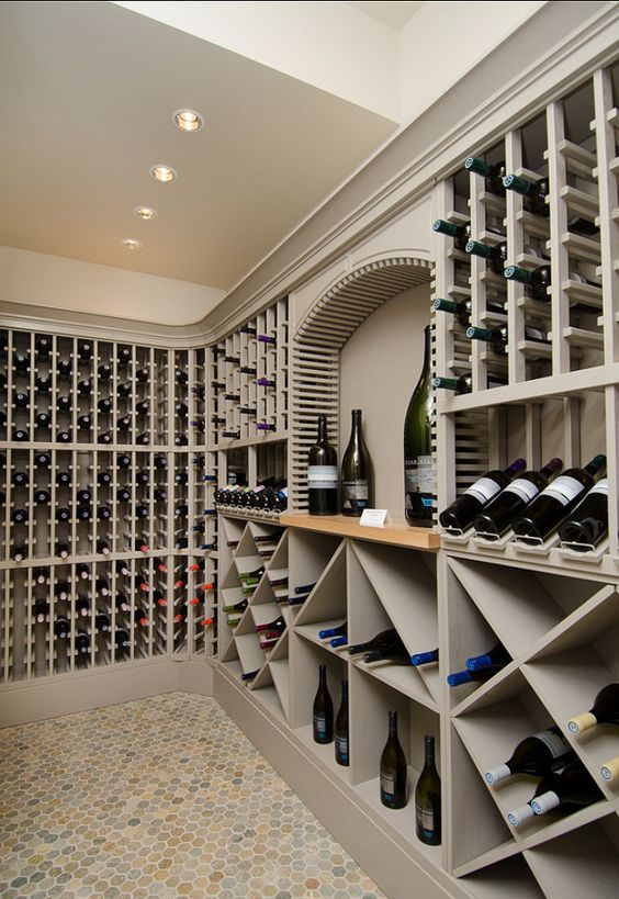 modern wine room ideas