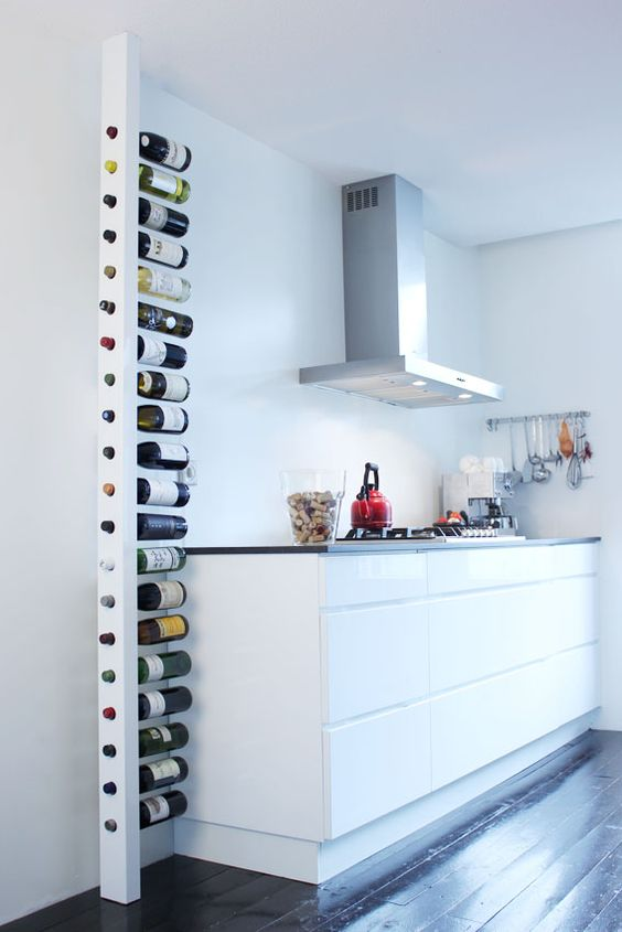 wine cellar for small space