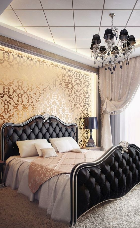 Beautifully Decorated Master Bedroom Designs (13)