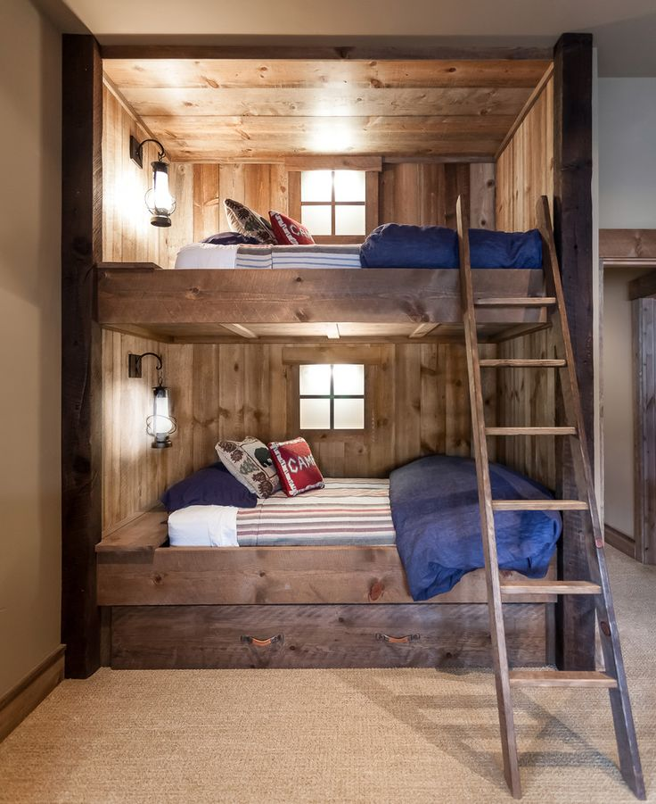 Charming Bunk Bed