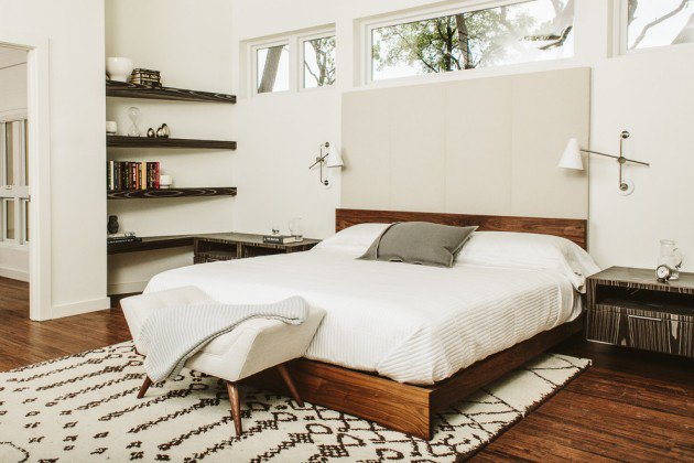 Chic Mid-Century Modern Bedroom Designs