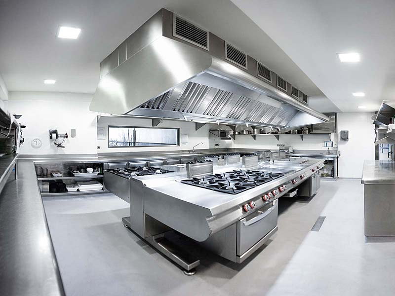 Cool Industrial Kitchen Designs That Inspire