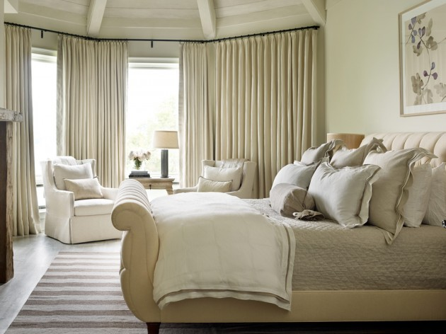 Delightful Transitional Bedroom Designs