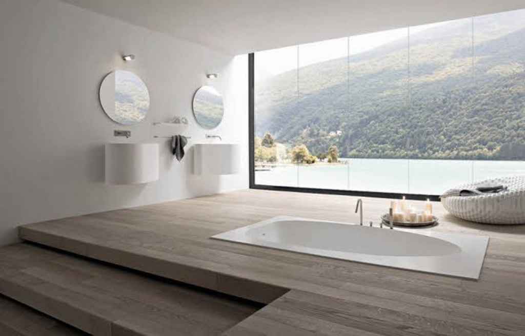 Gorgeous Modern Bathroom Design Ideas