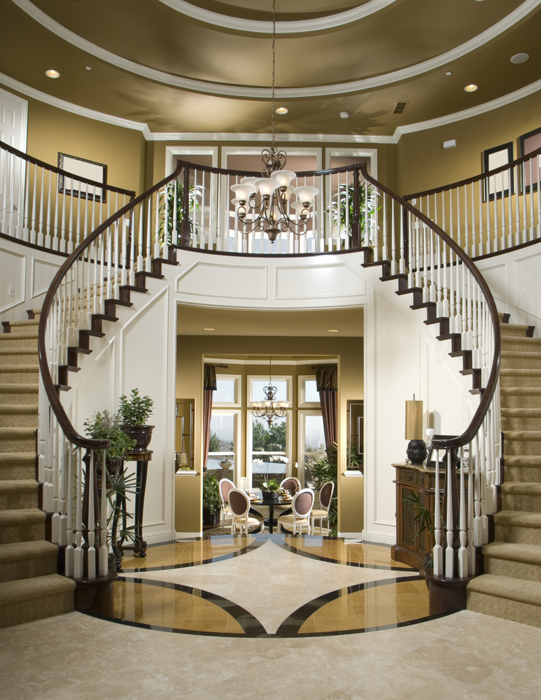 Luxury Foyer Decorating And Design Ideas (26)
