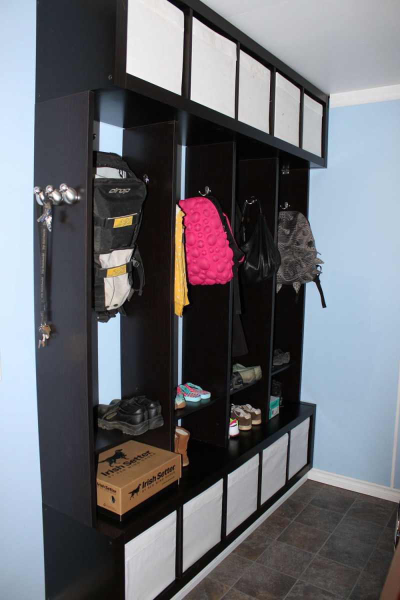 Mudroom Locker