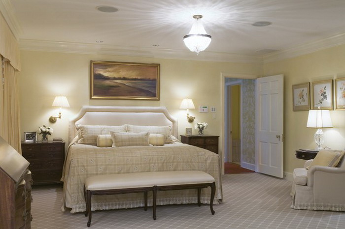 Photos of the Traditional Bedroom