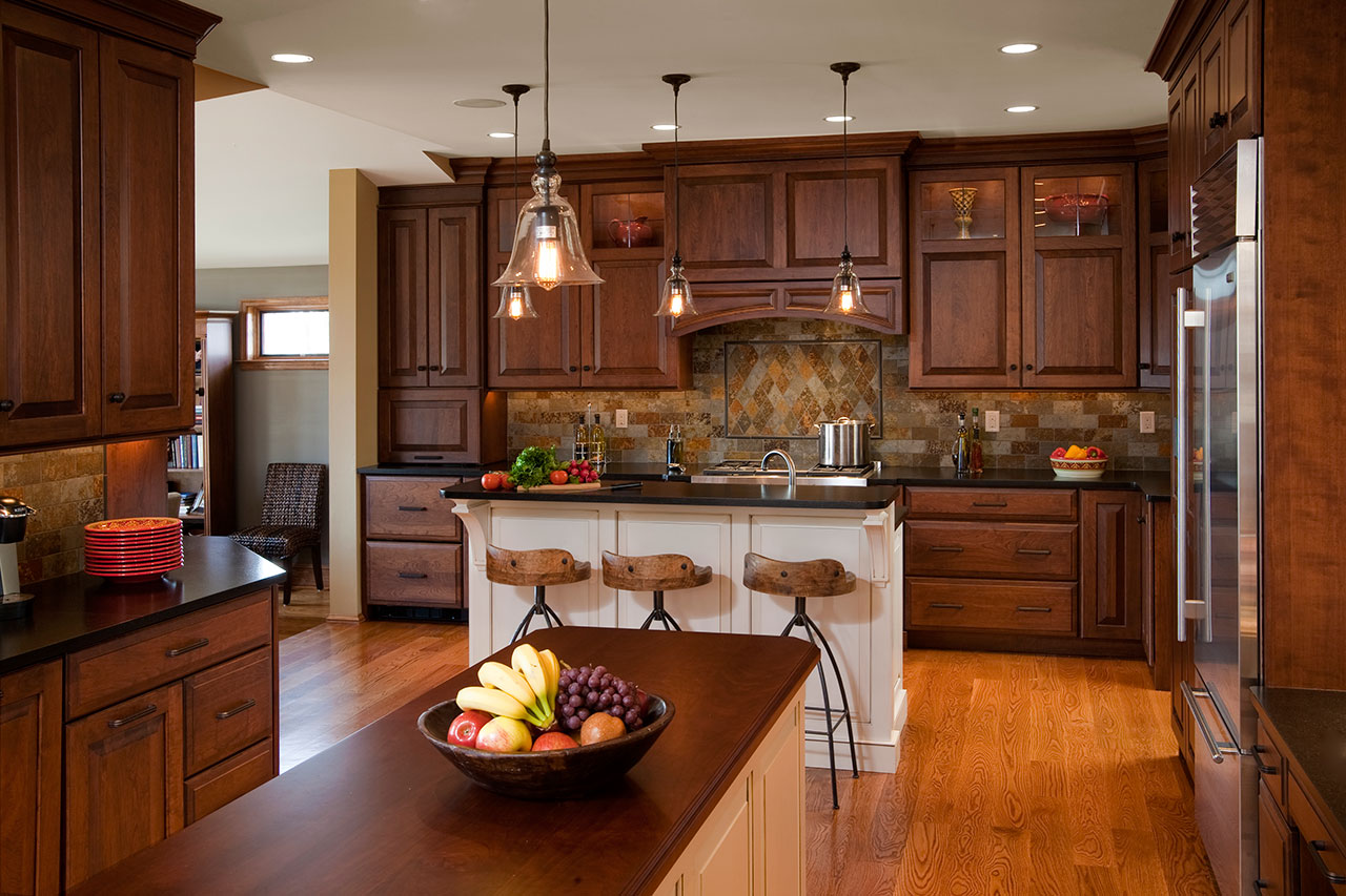 Traditional Kitchens Designs & Remodeling Ideas
