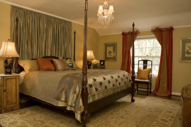 Traditional Small Bedroom Design