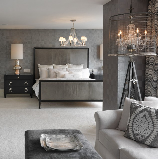 Transitional Bedroom Designs