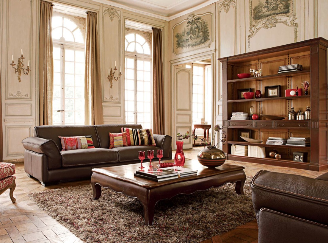classic-style-living-room