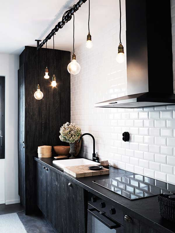 eclectic-kitchen-design-ideas-black