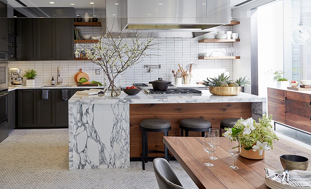 A Peek Inside the Dream Kitchen