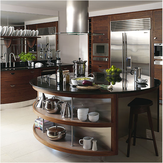 Asian Style Kitchen Design Ideas