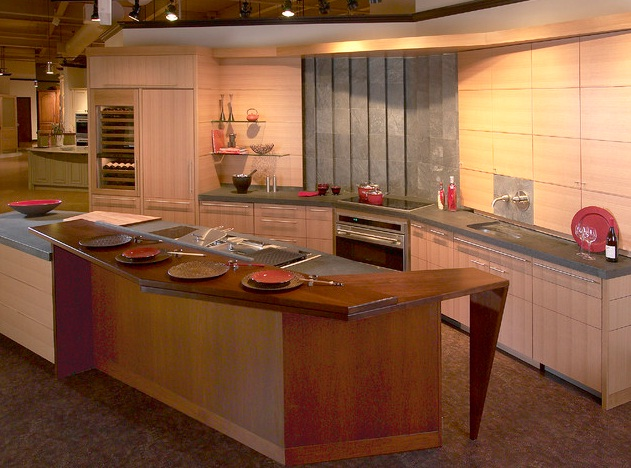 Asian-Style Kitchen Ideas