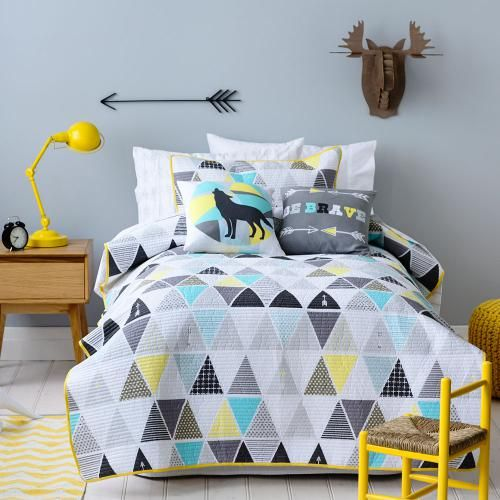 Bedroom Quilt Covers & Coverlets