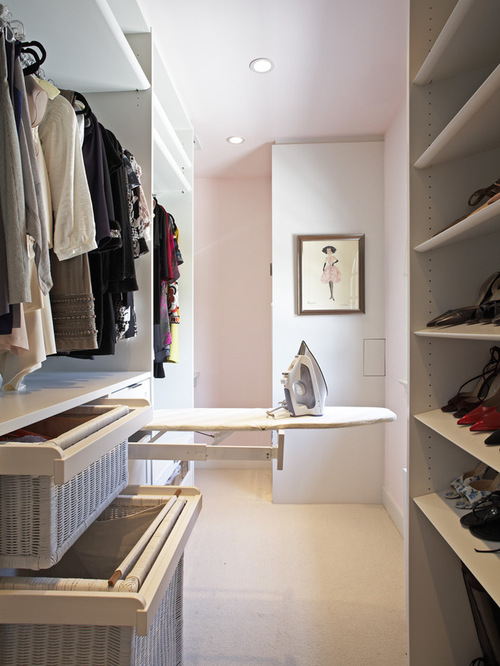 Contemporary Closet Design Ideas, Remodels & Photos