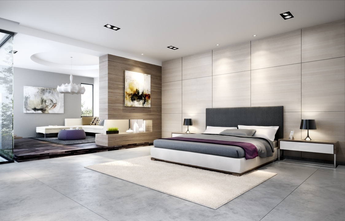 Contemporary-bedroom-scheme