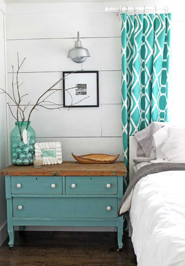 Eclectic Farmhouse bedroom