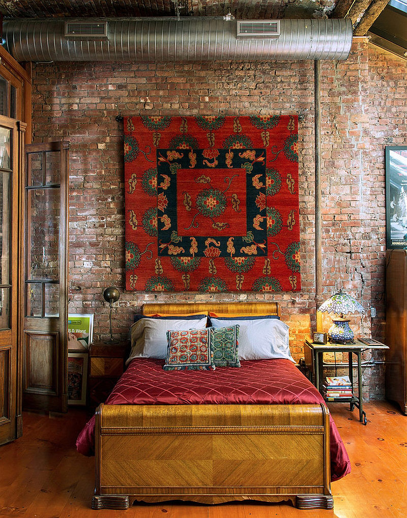 Eclectic-style-in-your-bedroom-bold-and-elegant