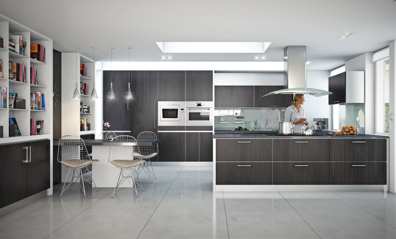 Gorgeous-open-modern-kitchen