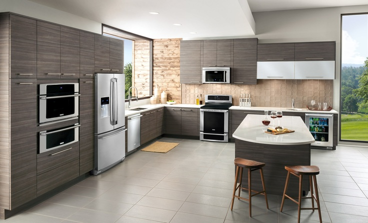 Kitchens and Stainless Steel