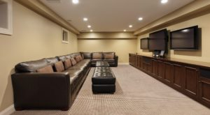 25 Top Modern Basement Design Ideas
