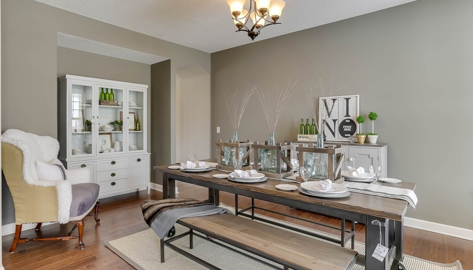 best industrial dining room