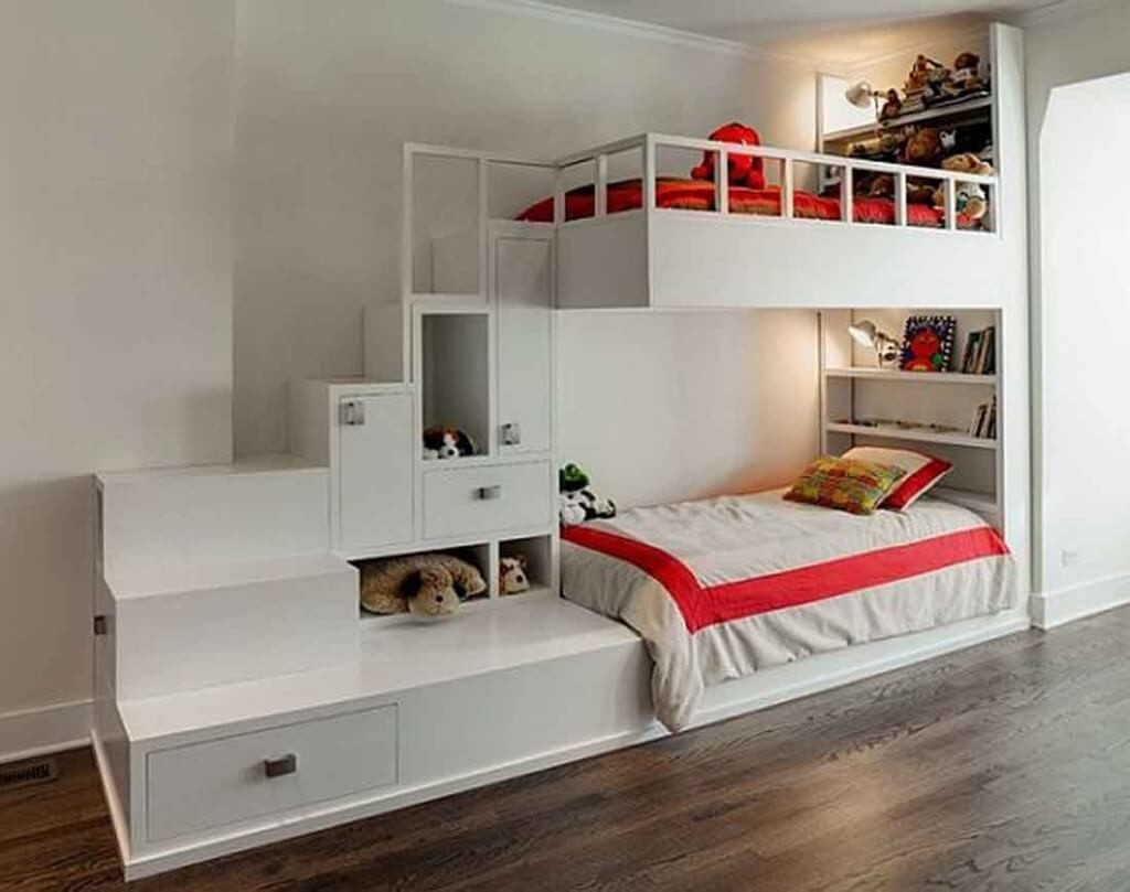 different-bunk-beds-with-storage-for-toys